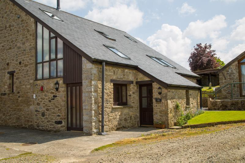 Character barn conversion near Dartmoor, holiday rental in Okehampton