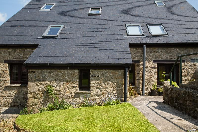 The property is a character barn conversion