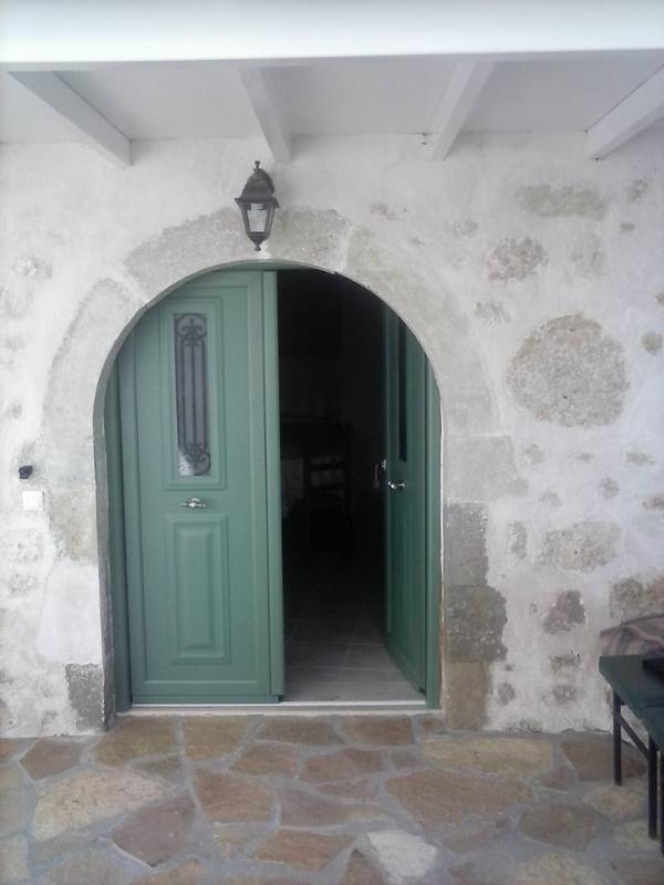 Central Entrance