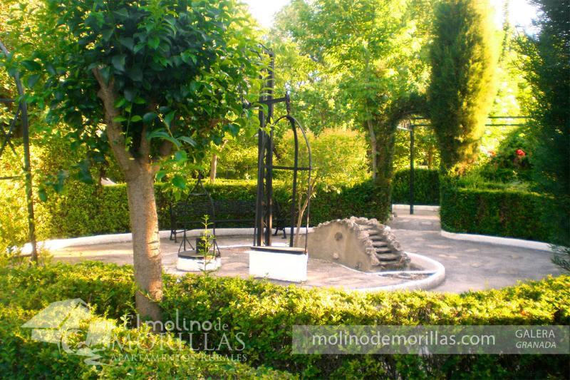 MOLINO MORILLAS Apartamento Cascada, alquiler vacacional en Huéscar