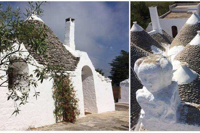 Nice independent home in a trulli village, vacation rental in Cocolicchio