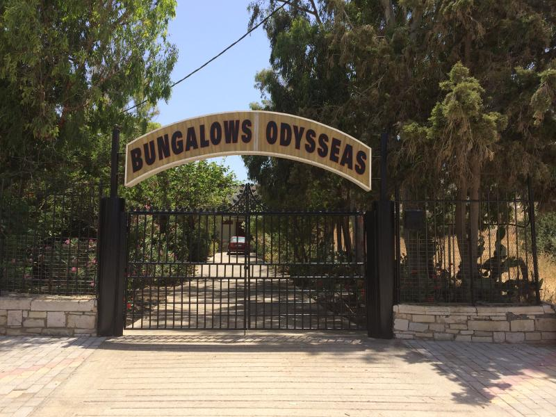 Bungalows Odysseas – semesterbostad i Matala