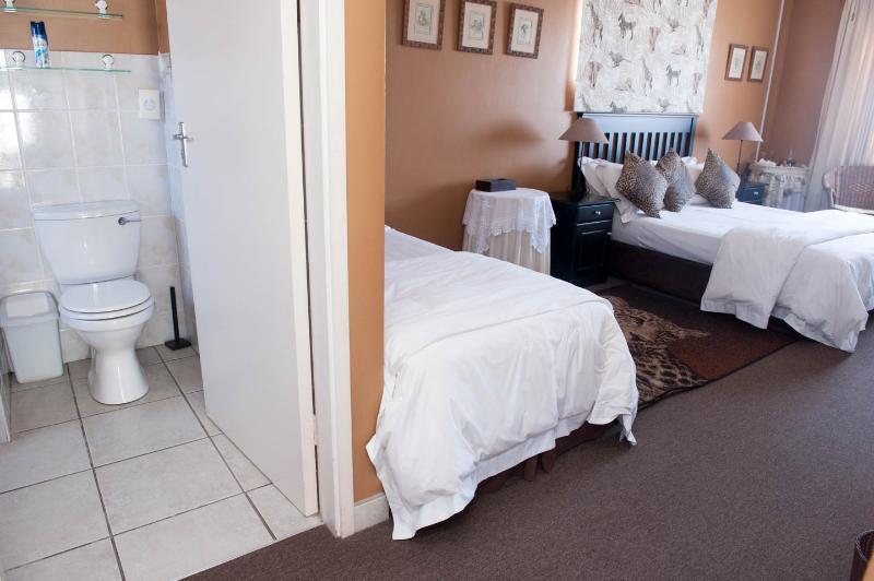 Big 5 bed room.