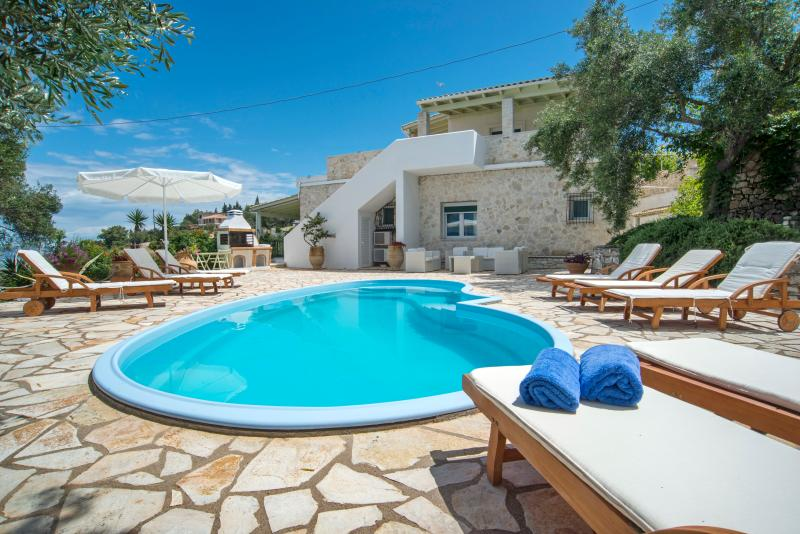 Villa Levantina, holiday rental in Gaios