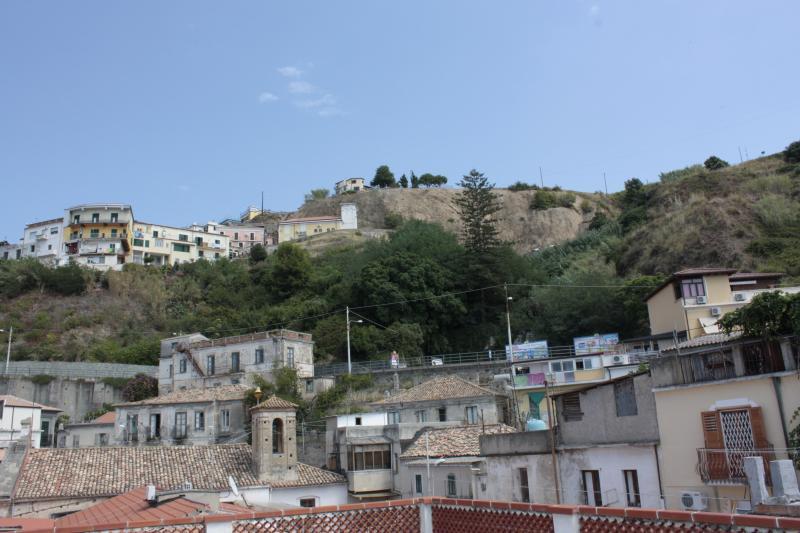 Vista lato terrazza