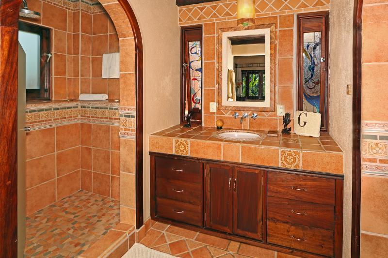separada privado ducha y agua armario / excepcional deco.