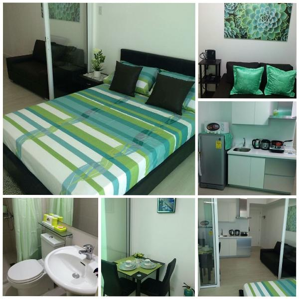 1BR Fully Furnished Azure Urban Resort Residences, holiday rental in Paranaque