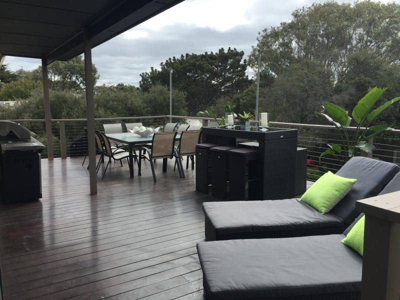 Huge Balkon Outdoor Living