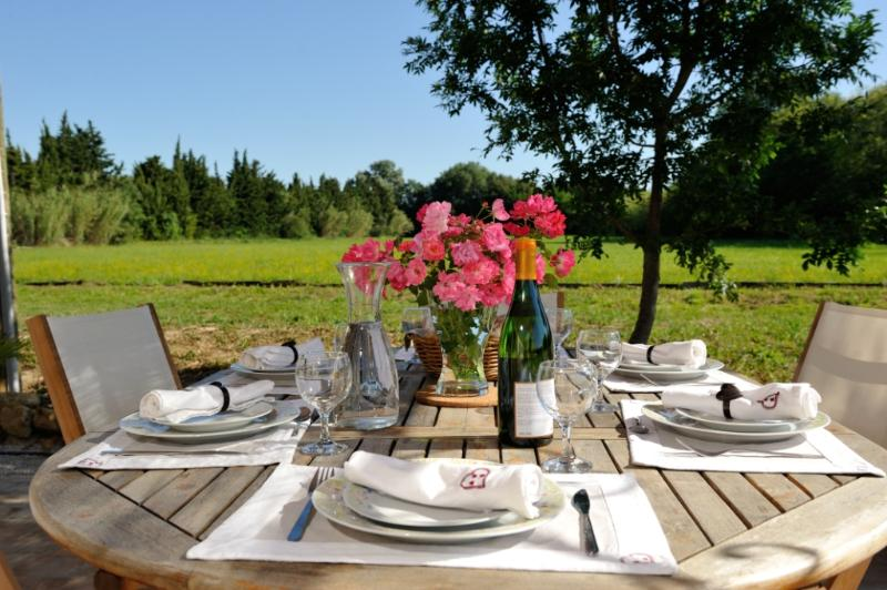 AU CALME CHAMPETRE, holiday rental in Pelissanne