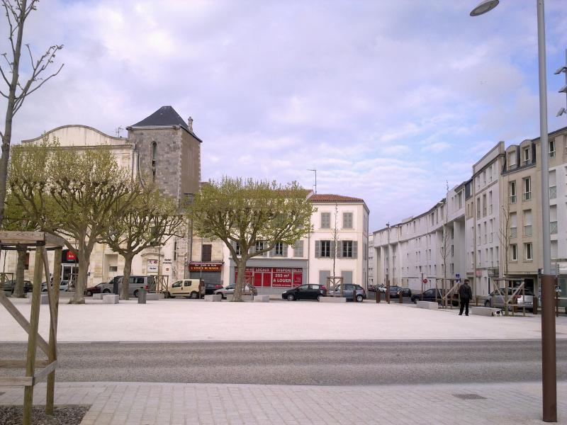 Le Bastion - T2 La Rochelle - à 200 m du vieux port