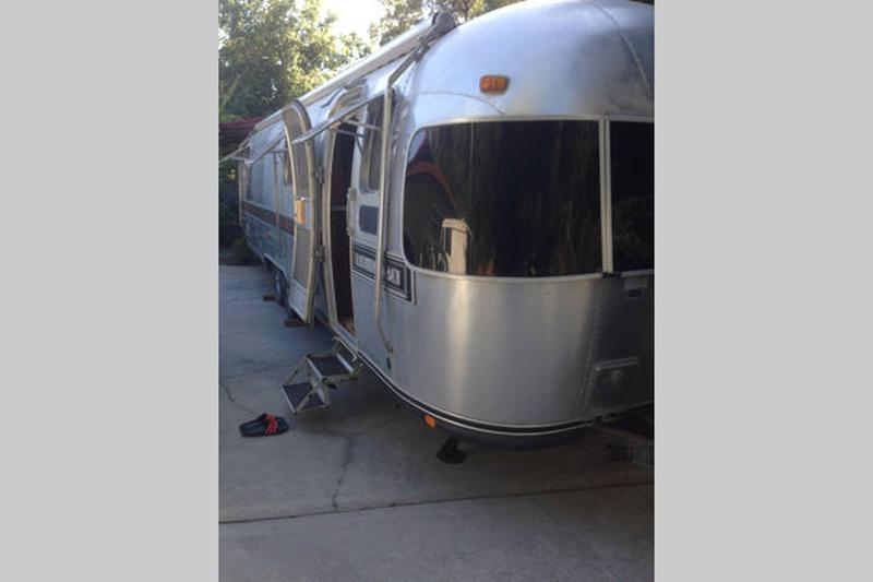 Private Airstream