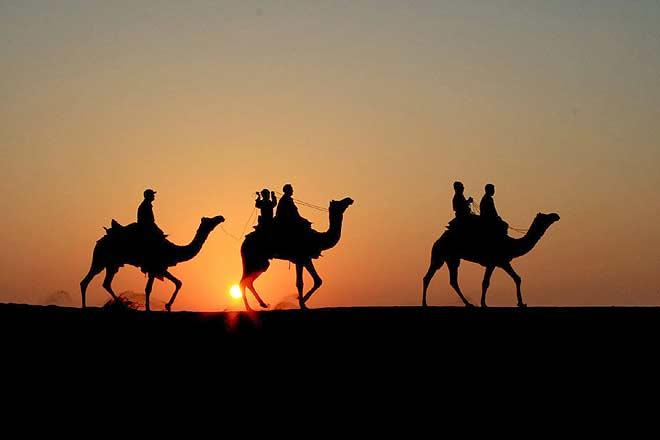 Rao Bikaji Camel Safari, holiday rental in Deshnoke