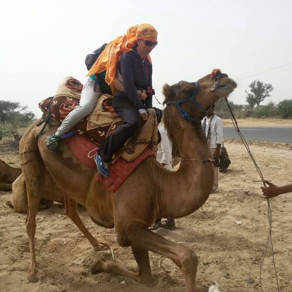 Rao Bikaji Camel safari