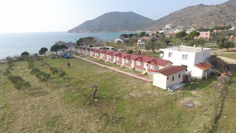 İŞBİLEN PREFABRİK, location de vacances à Dikili
