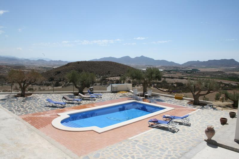 Paraje Las Rocas, vacation rental in Mazarron
