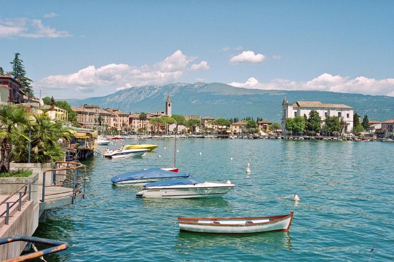 Lungo Lago Toscolano-Maderno