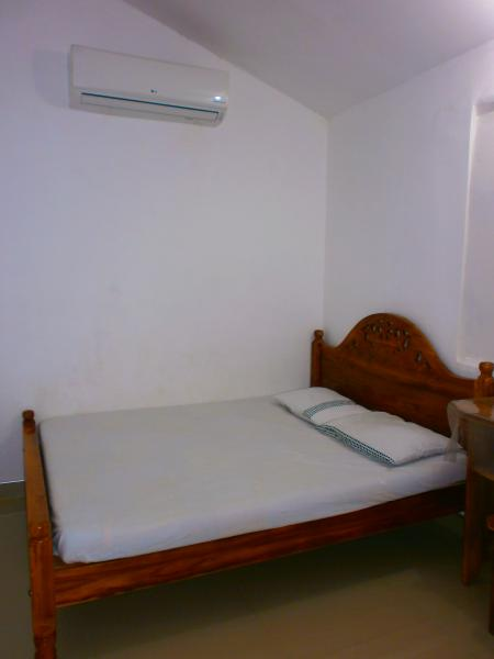 A/C rooms and non A/C rooms
