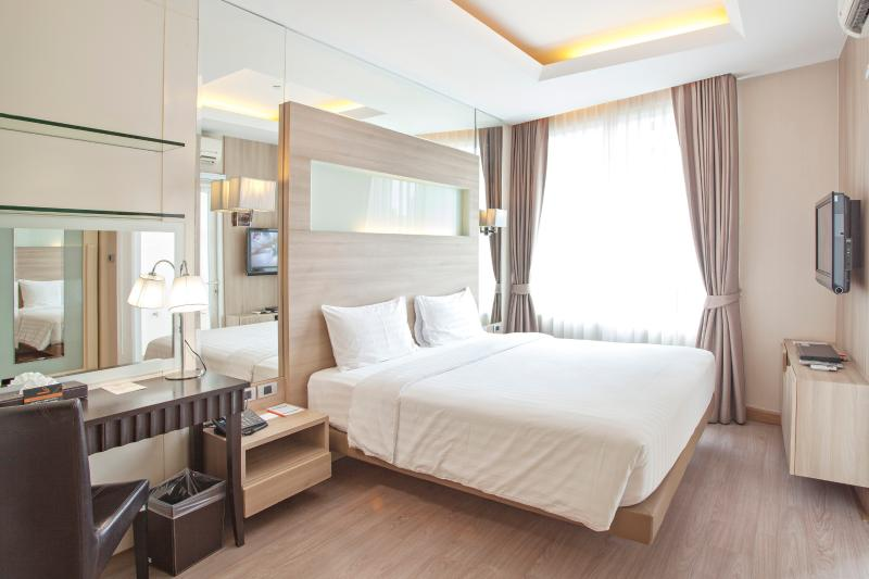 Deluxe 1 Bedroom Suite 47 Sq.m. - 14, vacation rental in Bangkok