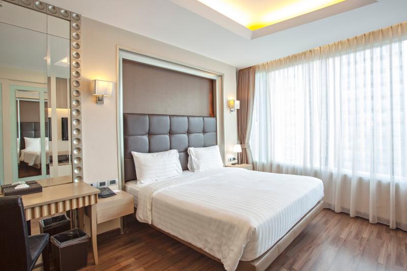 Executive 1 Bedroom Suite 53 Sq.m. - 6, vacation rental in Bangkok