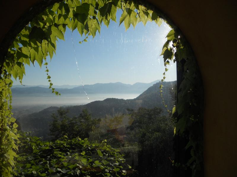Fascino e quiete nel verde., holiday rental in Colfelice