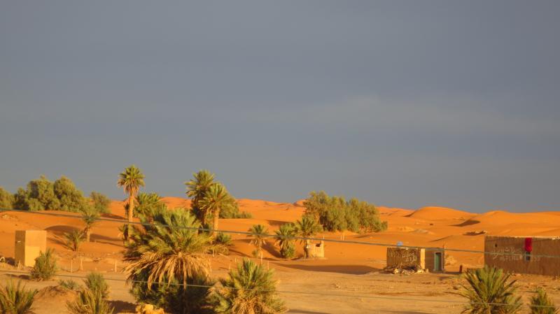 dunes a 50 metres de la maison