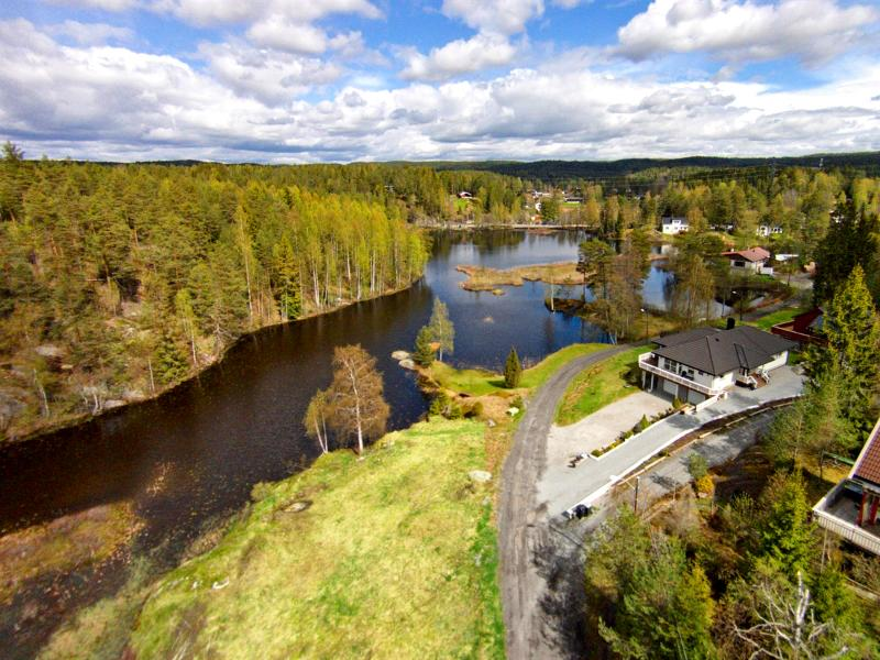 Spacious apartment - Lakeside Hideaway, holiday rental in Lillestrom
