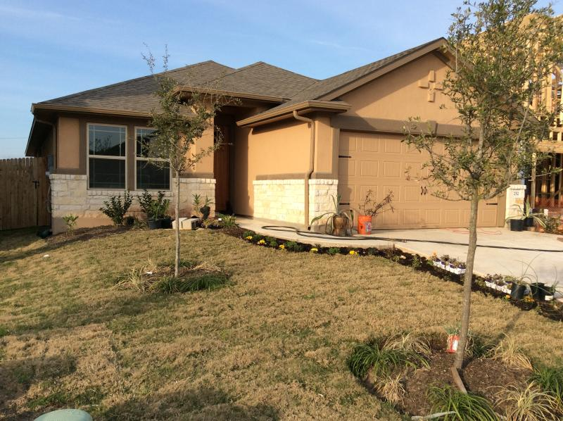 4br 2ba new home -1550 Sq Ft (garage is not available)