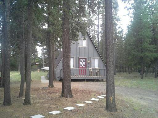 Tall Pines Guest House just south of Sunriver just north of La Pine