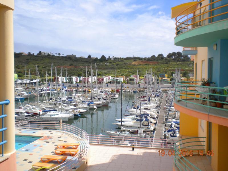 Marina View from the balcony