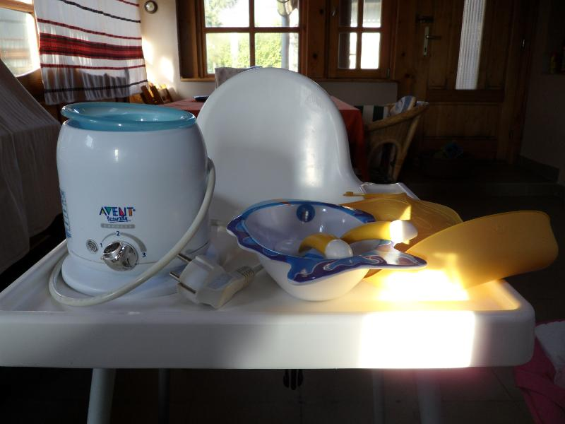 facilities for baby