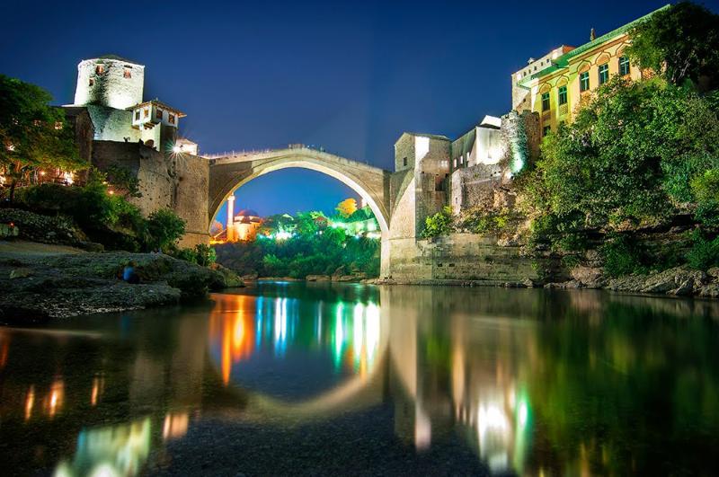 Nice flat in Mostar, vacation rental in Jezero