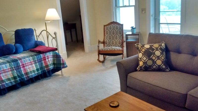 Apartment in Lexington, Virginia, holiday rental in Natural Bridge Station