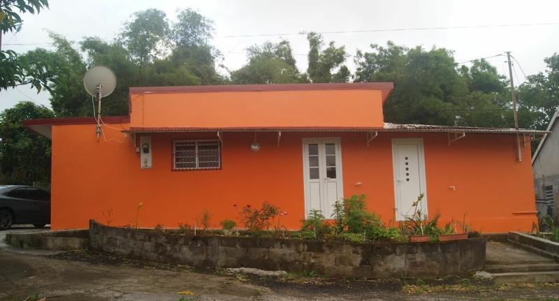 Belle maison plein pied au coeur de saint Claude, holiday rental in Matouba