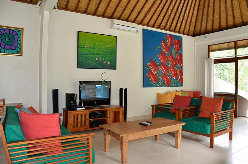 Villa Timpal Timpal - 2 bedroom villa in Ubud, vacation rental in Ubud