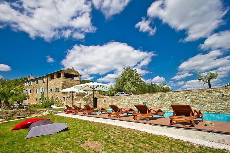 Villa in een afgelegen locatie, MOTOVUN, ISTR
