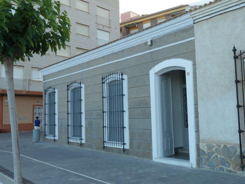 Casa del Baladre en primera línea de playa – semesterbostad i Puerto de Mazarron