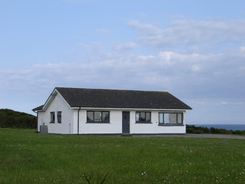 Newly renovated L shaped bungalow right ON THE BEACH at Sandeel Bay, Fethard on Sea, Co. Wexford