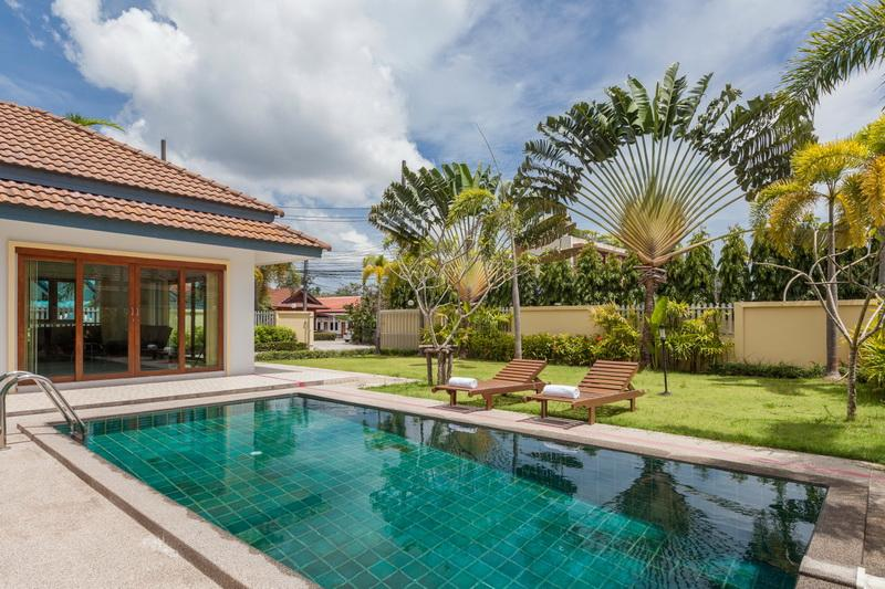 Chaofa West Pool Villa - 3 bedrooms
