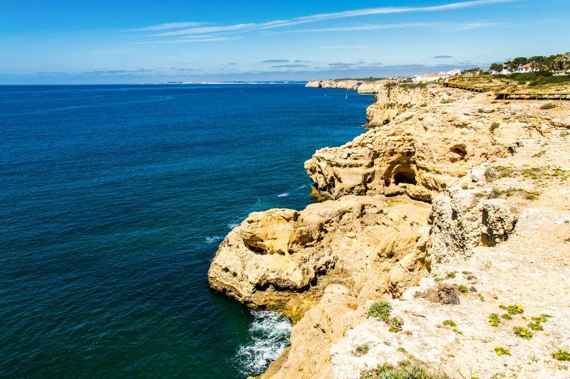 spectacular cliff top walks