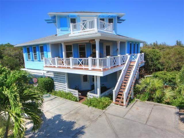 Blue Tang - Caribbean Vacation Rental - Bahamas, holiday rental in Elbow Cay