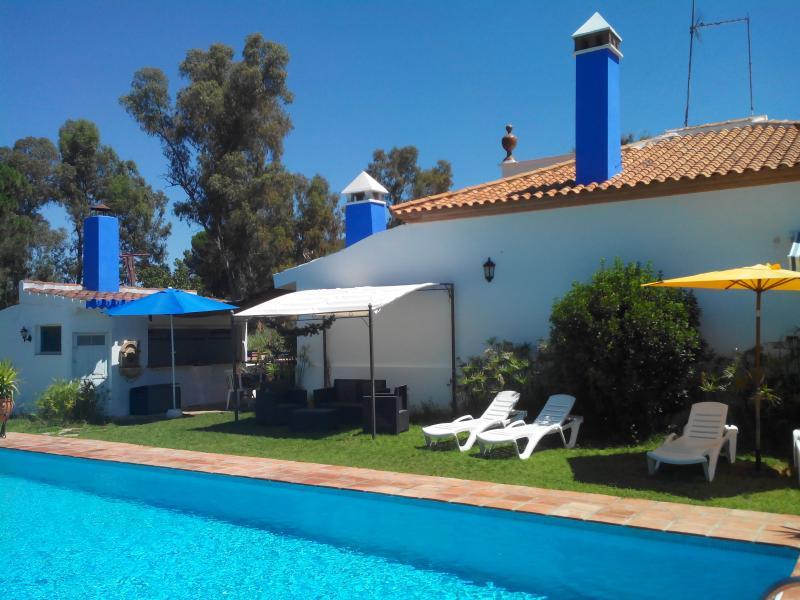 grande maison constantina piscines