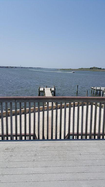 Barnegat Bay with views of Atlantic City