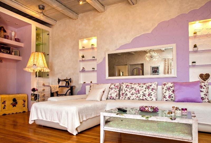 Luxury vintage coastal villa, aluguéis de temporada em Dugi Rat