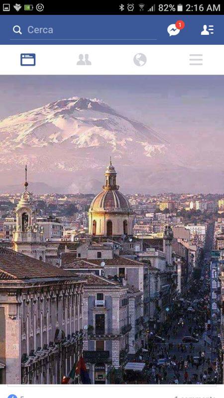 Etna...e Catania