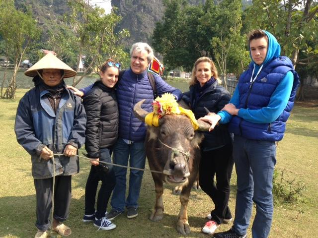 Our trip to Hoa Lu - Tam Coc