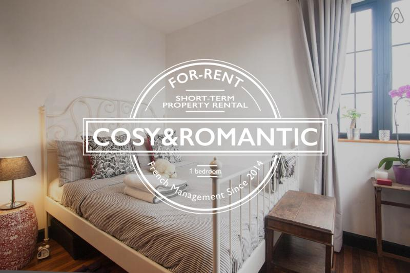 Cosy and Romantic 1 in French Concession, holiday rental in Shanghai