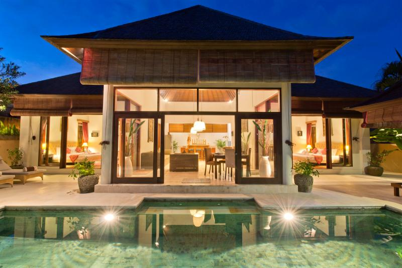 Two Bedroom Private Pool Villa Sahaja 2, holiday rental in Tabanan