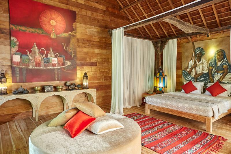 Marrakesh-Suite @ The Serenity River Bali, holiday rental in Kerobokan Kaja