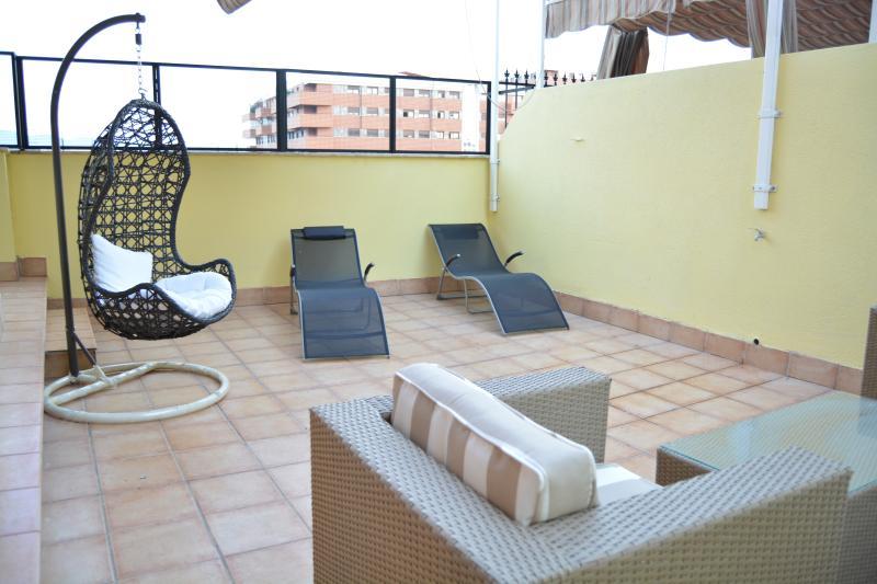 terraza solarium