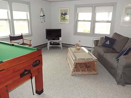Another View of Lower Level Living Area